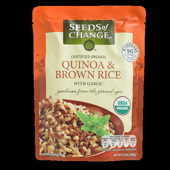 Organic Quinoa And Brown Rice  Caprese Stuffed Eggplant with Balsamic Drizzle Recipe