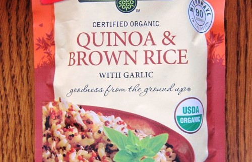Organic Quinoa And Brown Rice  Instant Quinoa And Brown Rice Mix By Seeds Change