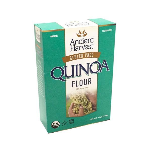 Organic Quinoa Flour  Ancient Harvest Organic Quinoa Flour from Whole Foods