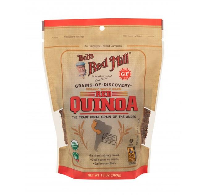 Organic Quinoa Flour  Buy Organic Red Quinoa