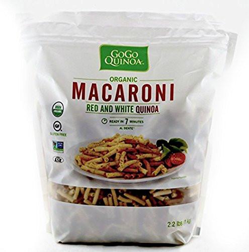 Organic Quinoa Pasta  pare price to quinoa pasta gluten free