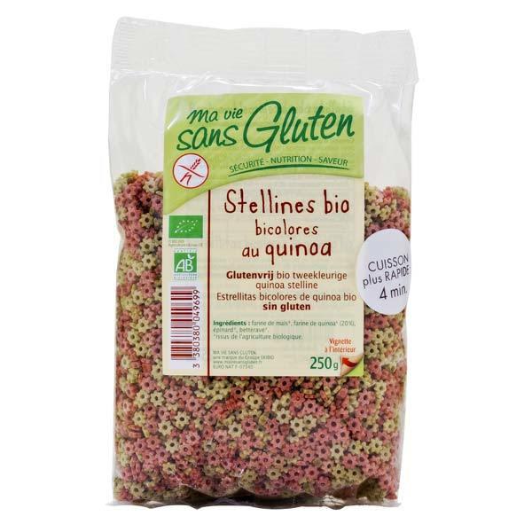 Organic Quinoa Pasta  Organic quinoa pasta gluten free Ma vie sans gluten