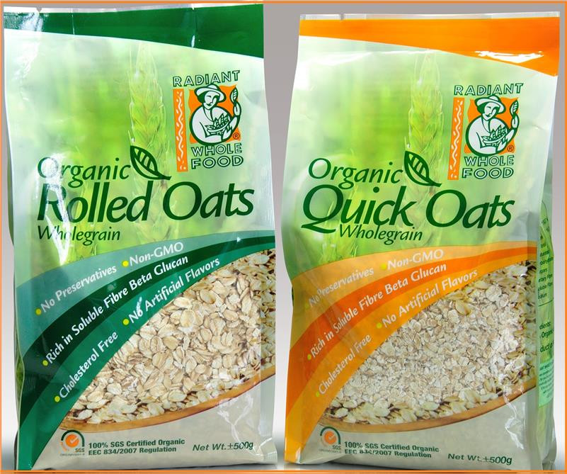 Organic Rolled Oats  Radiant Organic Rolled Oats 5 end 8 8 2016 11 15 AM MYT