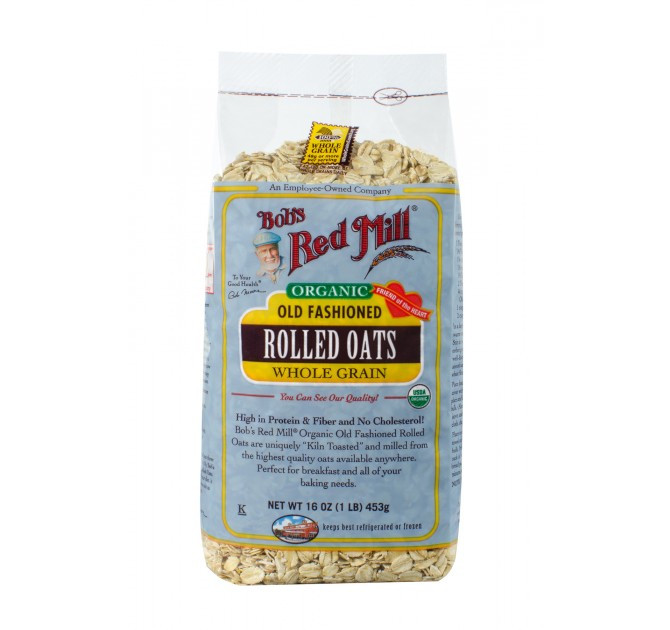 Organic Rolled Oats Best 20 organic Regular Rolled Oats Bob S Red Mill Natural Foods