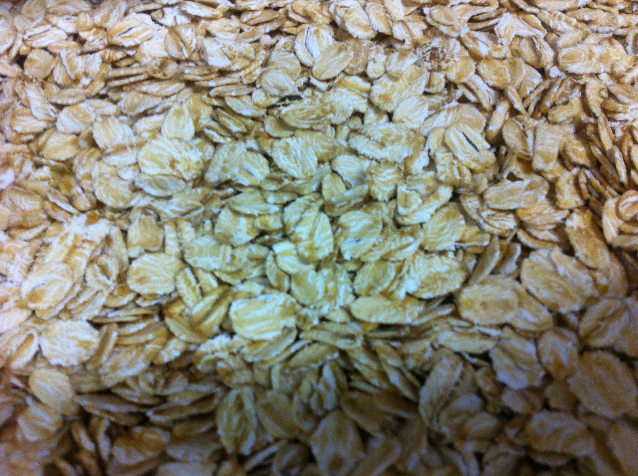 Organic Rolled Oats  Organic Rolled Oats 1kg