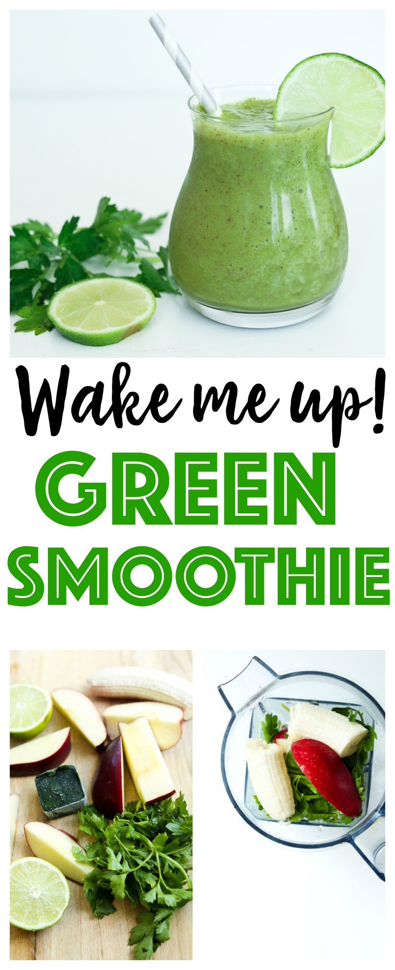 Organic Smoothie Recipes  green smoothie t