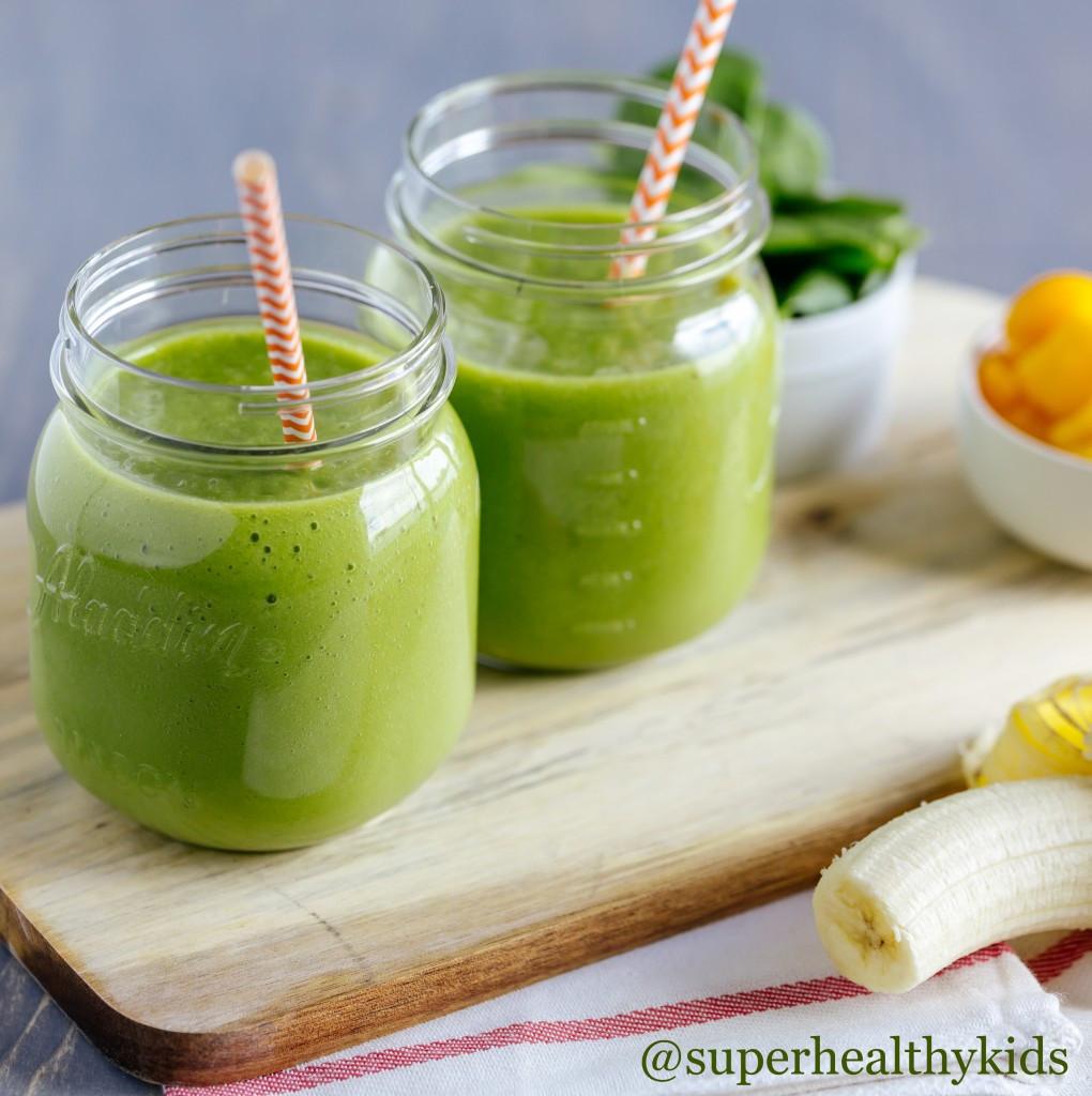 Organic Smoothie Recipes  Smoothie Recipes Green Smoothie Kids