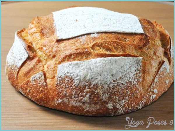 Organic Sourdough Bread  What are the health benefits of eating organic sourdough
