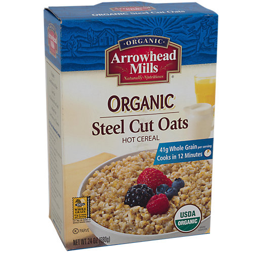 Organic Steel Cut Oats  Organic Steel Cut Oats Price Tracking