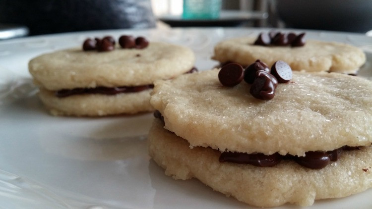 Organic Sugar Cookies  Egg Free Organic Sugar Cookie Chocolate Sandwich – Chic