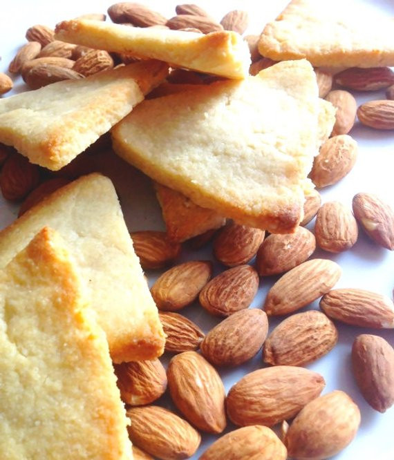 Organic Sugar Cookies  Organic Sugar Cookie Triangles Gluten Free Vegan Low
