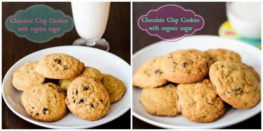 Organic Sugar Cookies  Is Organic Sugar Better in Chocolate Chip Cookies