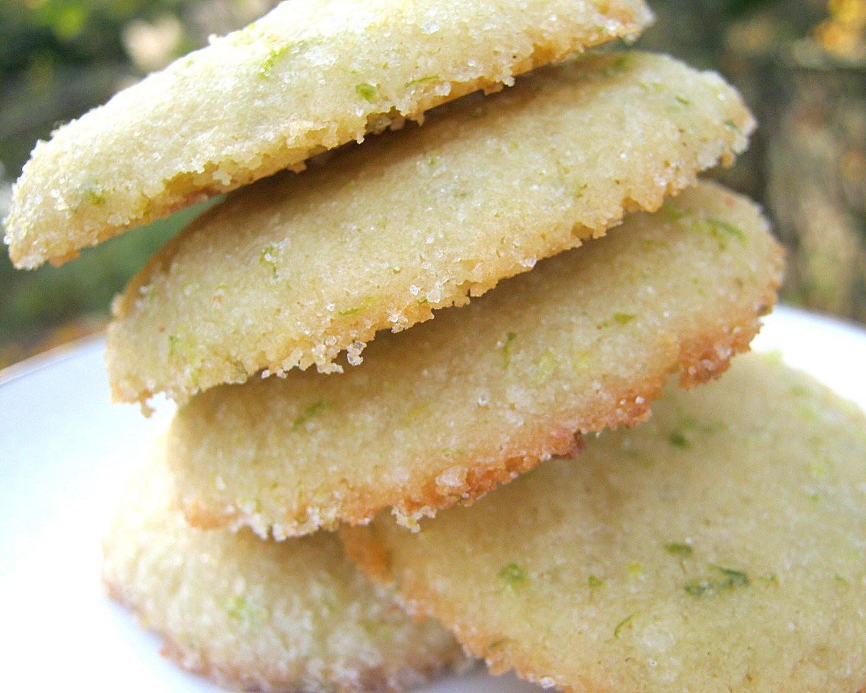 Organic Sugar Cookies  Sugar Lime Cookies Sugar Cookies All Natural by