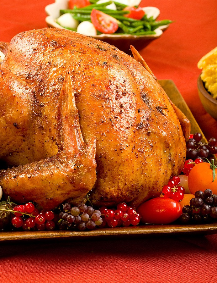 Organic Thanksgiving Turkey  Two Traditional Thanksgiving Dishes with My Spin on Them