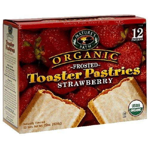 Organic Toaster Pastries  Organic Breakfast [Slideshow]