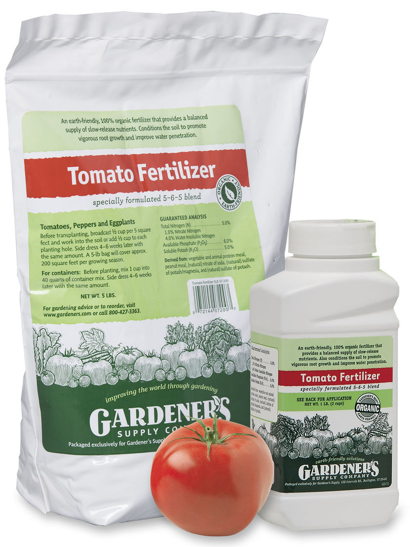 Organic Tomato Fertilizer  Organic Tomato Fertilizer