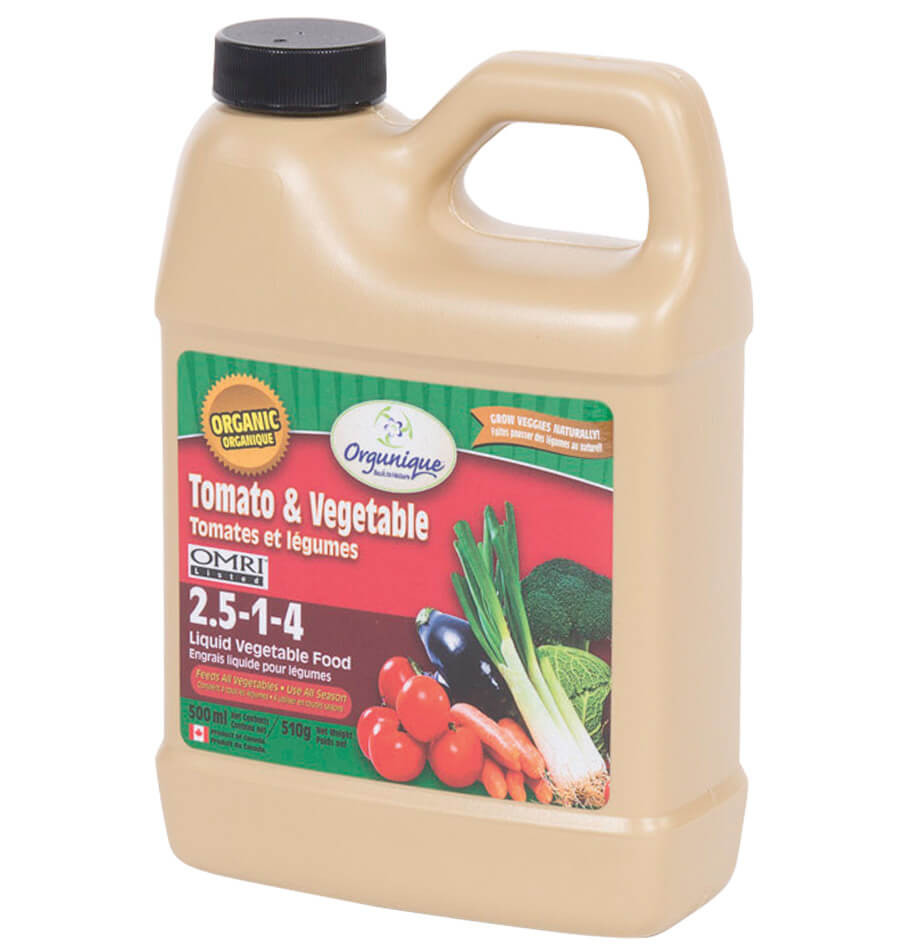 Organic Tomato Fertilizer  Tomato and Ve able Formula 3 1 4 Liquid Fertilizer