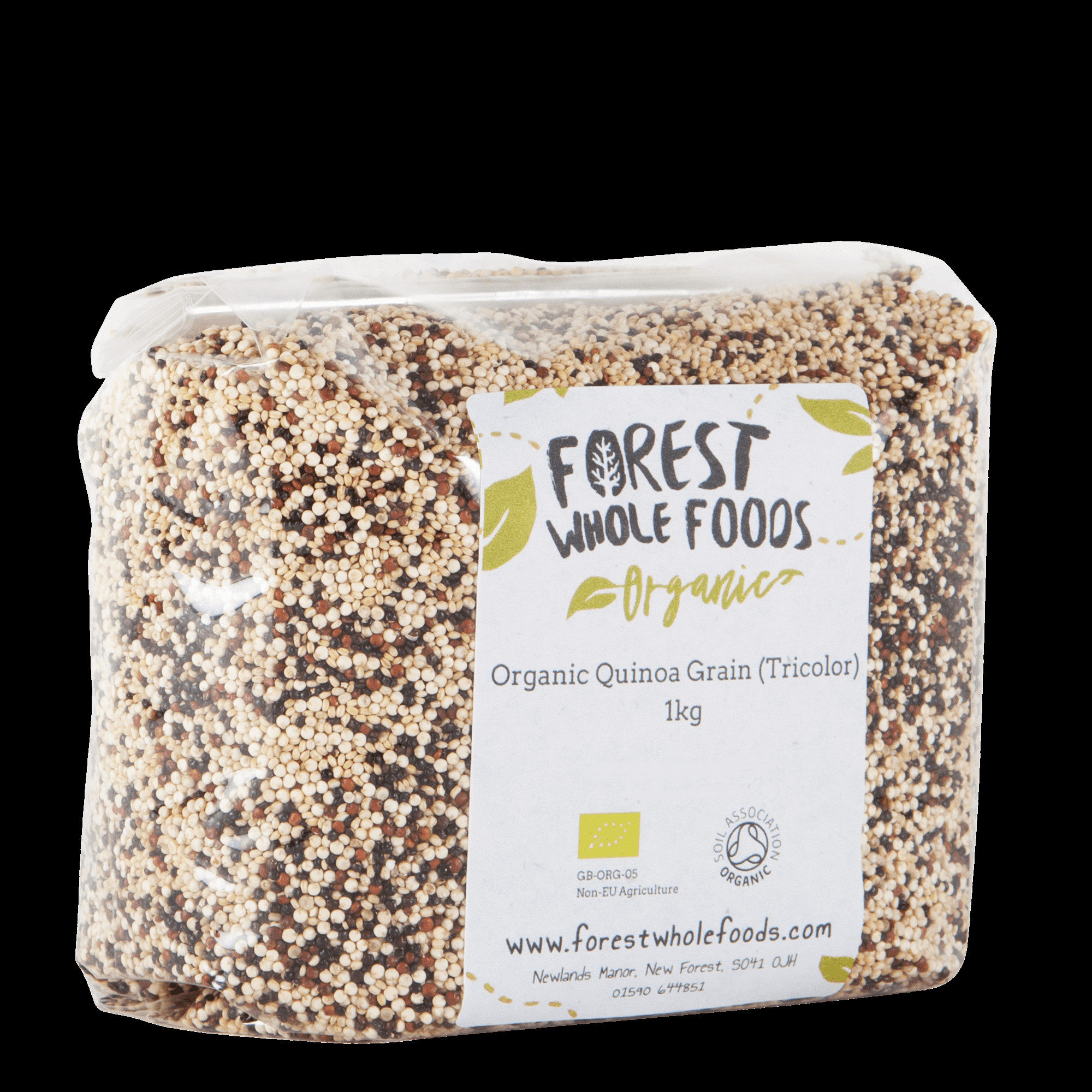Organic Tricolor Quinoa  Organic Tricolor Quinoa Forest Whole Foods