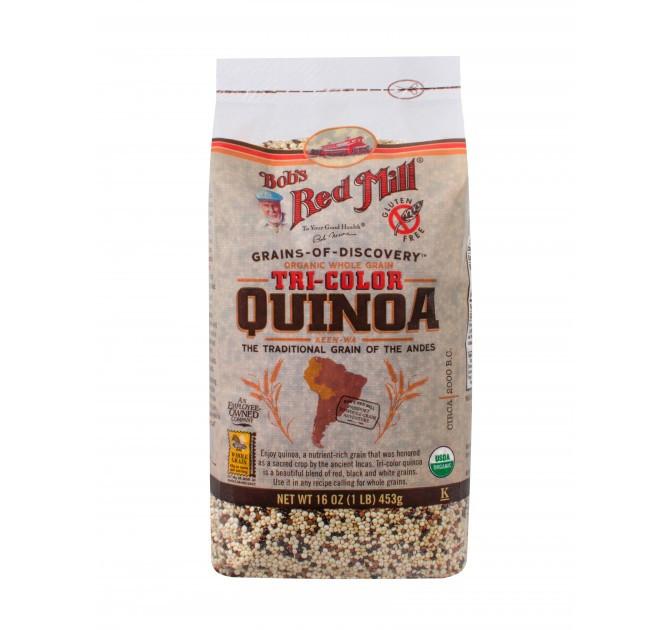 Organic Tricolor Quinoa  Buy Organic Tricolor Quinoa