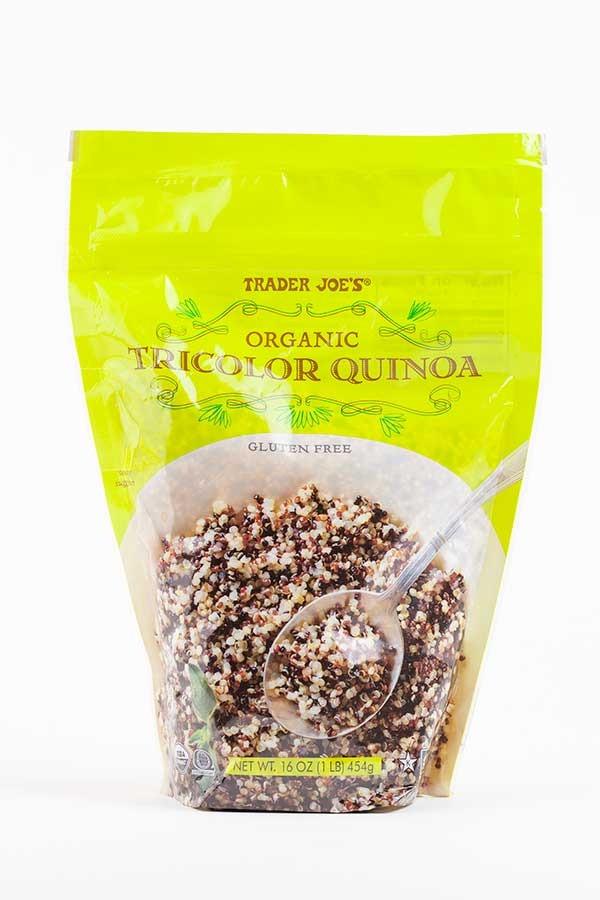 Organic Tricolor Quinoa  Trader Joe s Best and Worst Foods