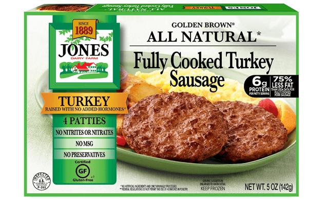 Organic Turkey Sausage  Turkey Sausage Patties Golden Brown