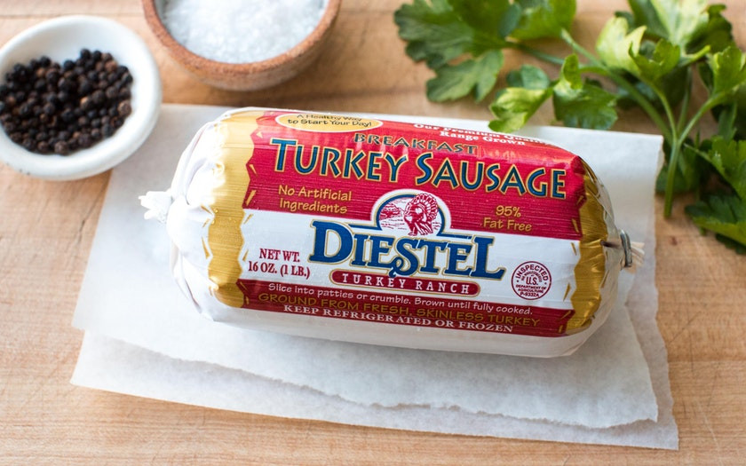 Organic Turkey Sausage  organic turkey sausage