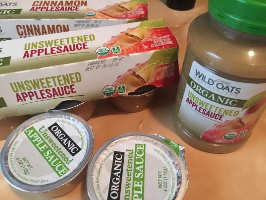 Organic Unsweetened Applesauce  The Nutritional Benefits of Wild Oats Organic Applesauce