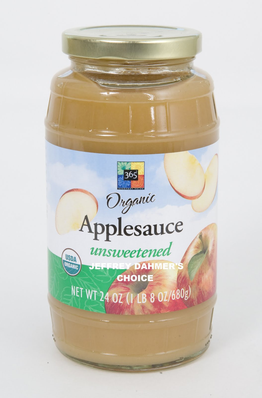 Organic Unsweetened Applesauce  Raising Giants August 2011