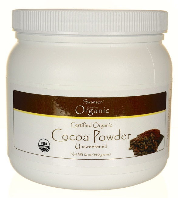 Organic Unsweetened Cocoa Powder  17 Best images about GET HEALTHY on Pinterest