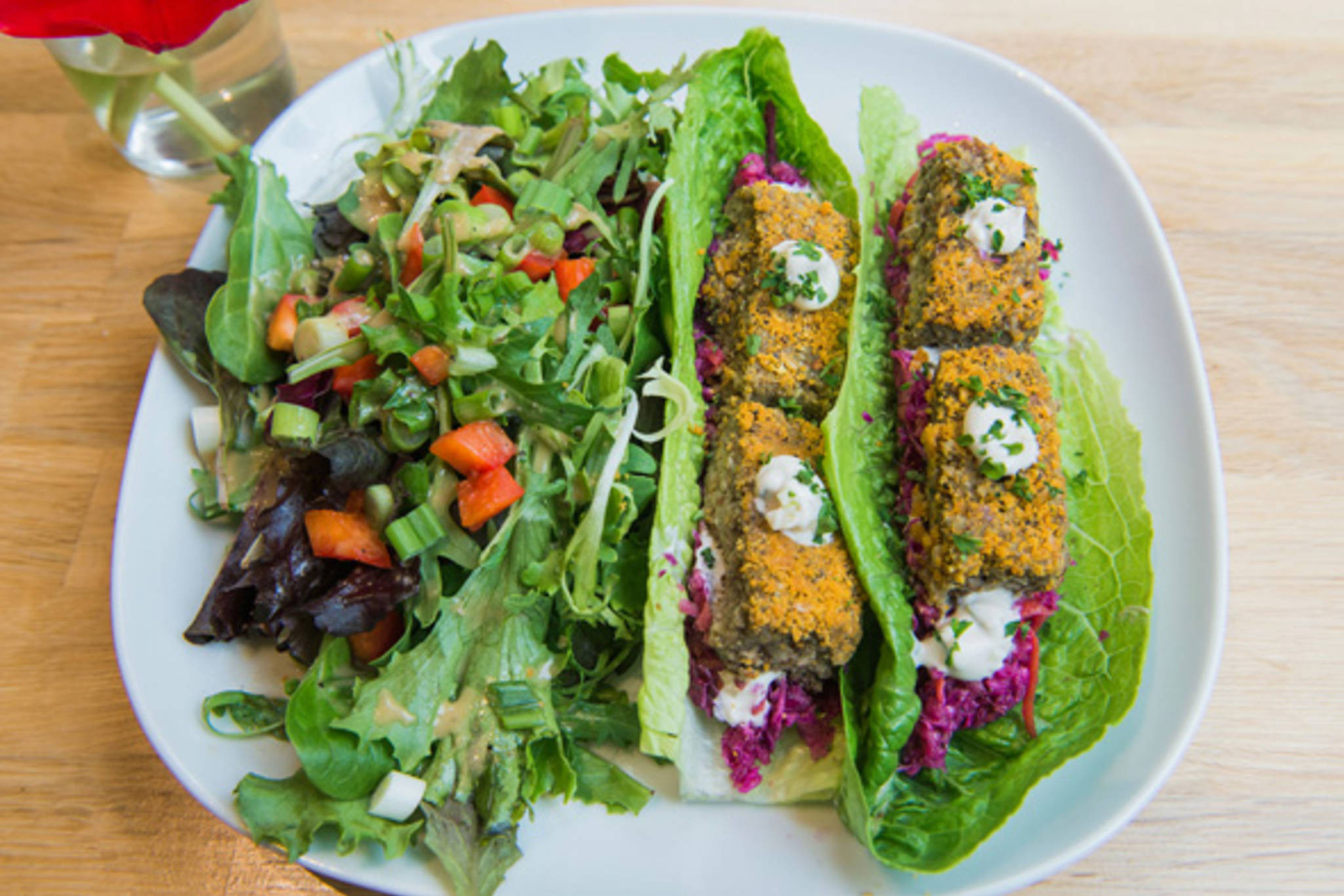 Organic Vegetarian Recipes  The top 5 raw food restaurants in Toronto