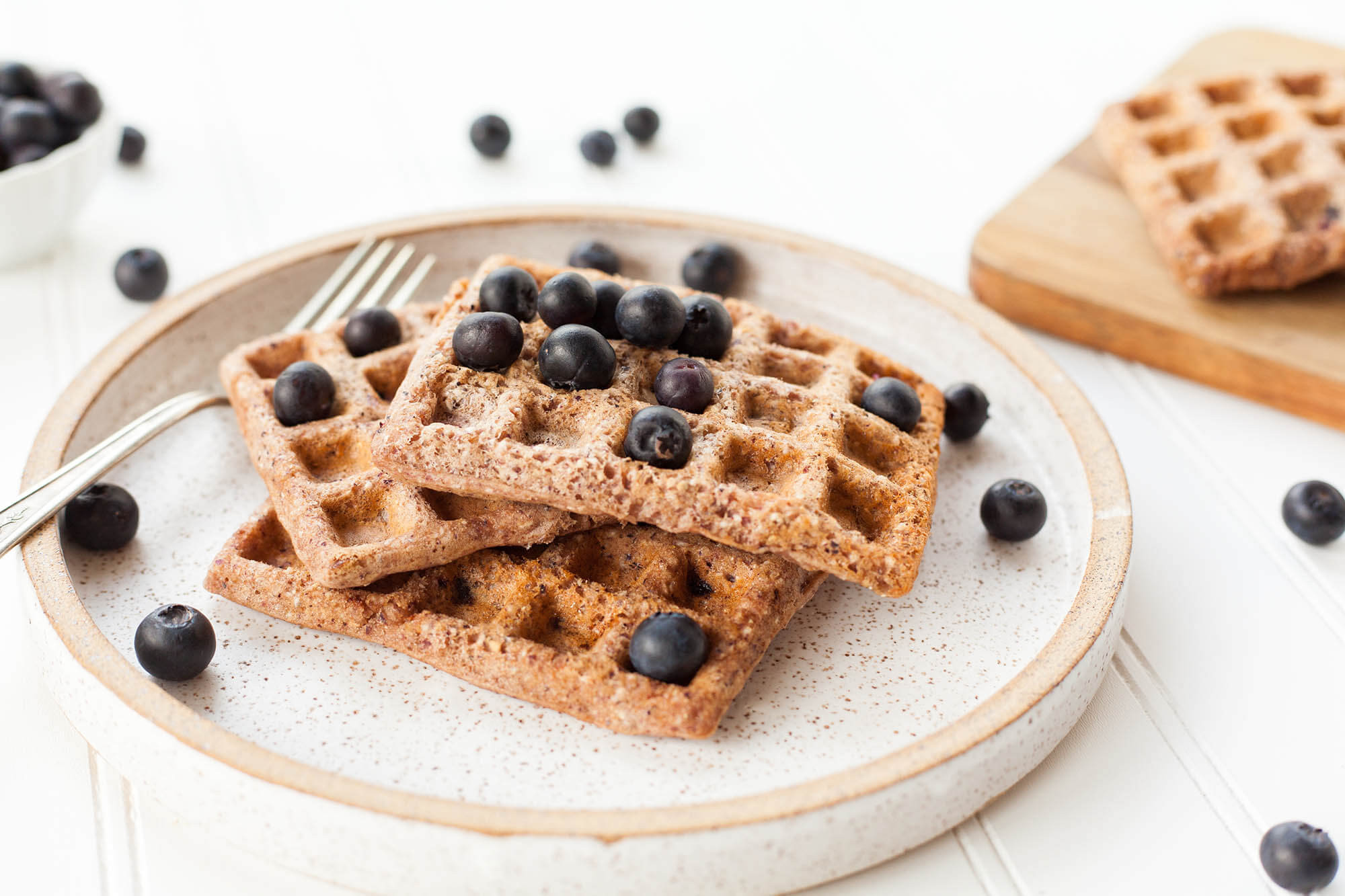 Organic Waffles Blue the Best Ideas for Blue Corn Maiden Waffles Plant Based Vegan Recipe