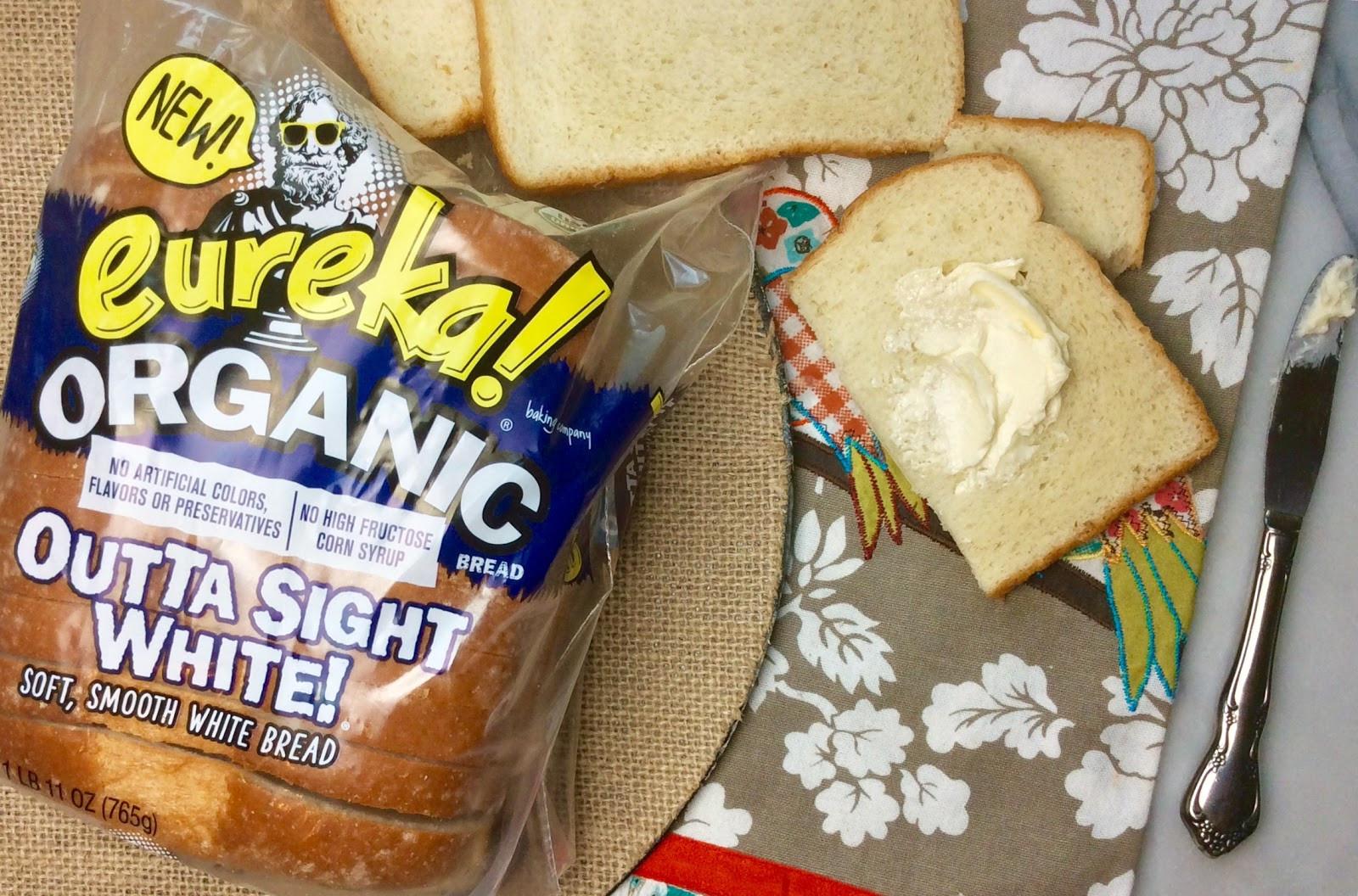 Organic White Bread  Food Fitness by Paige Eureka Organic White Bread