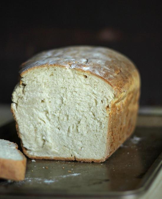 Organic White Bread  Classic Organic White Bread