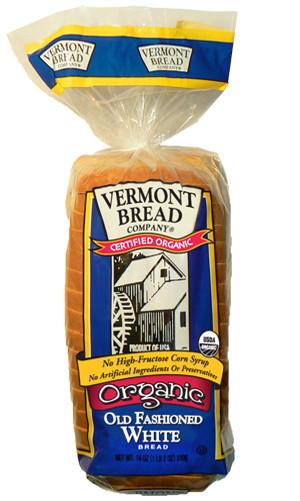 Organic White Bread  Organic Breads