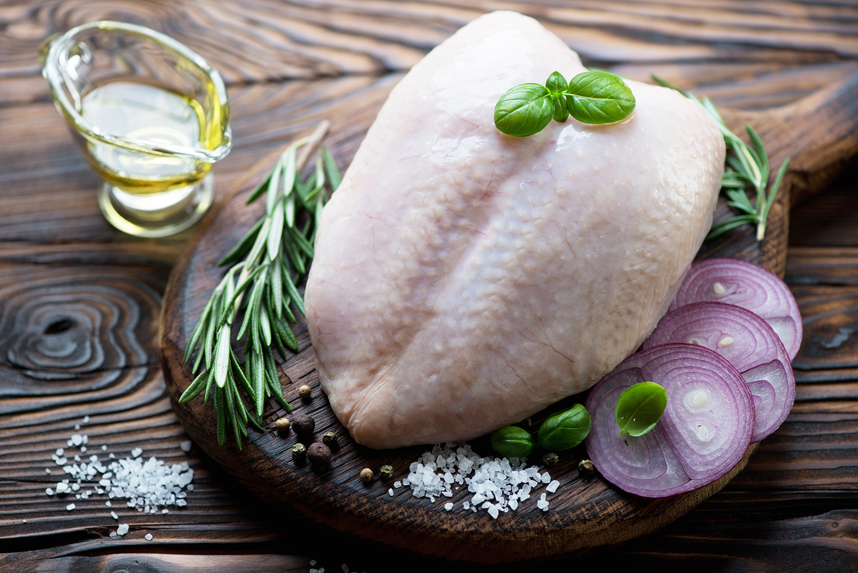 Organic Whole Chicken  Organic Whole Chicken minimum weight is 1 8kg Regans