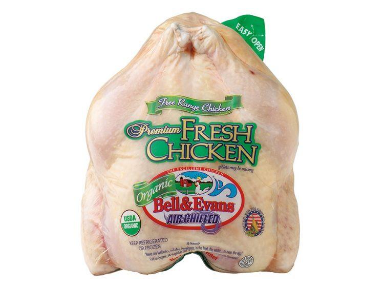 Organic Whole Chicken  Whole Organic Chicken Bell & Evans