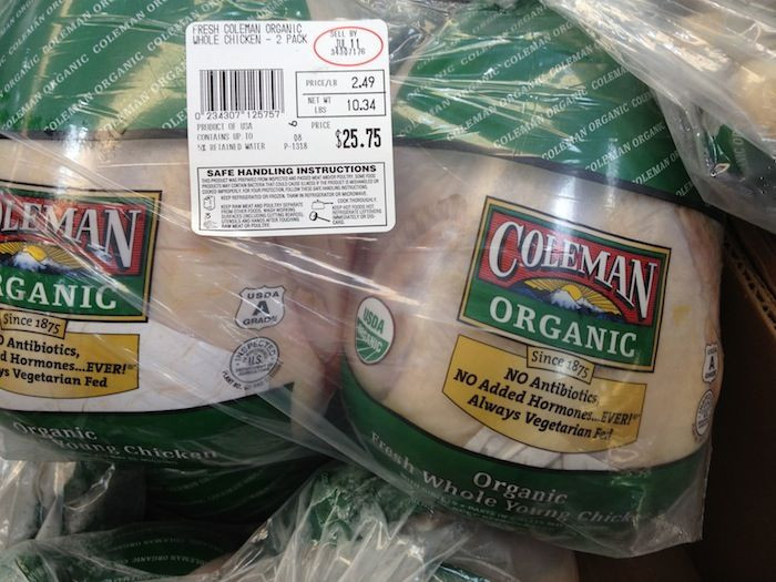Organic Whole Chicken  56 best images about Costco on Pinterest