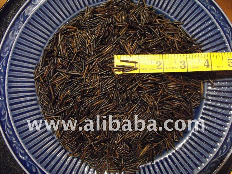 Organic Wild Rice Bulk  Certified Organic Wild Rice Buy Wild Rice Product on
