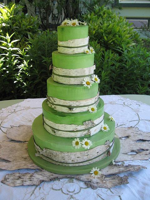 Outdoor Wedding Cakes  perfect outdoor wedding cake