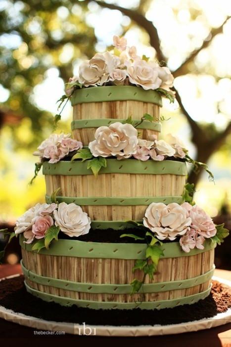 Outdoor Wedding Cakes  Outdoor Wedding Cakes Wedding and Bridal Inspiration