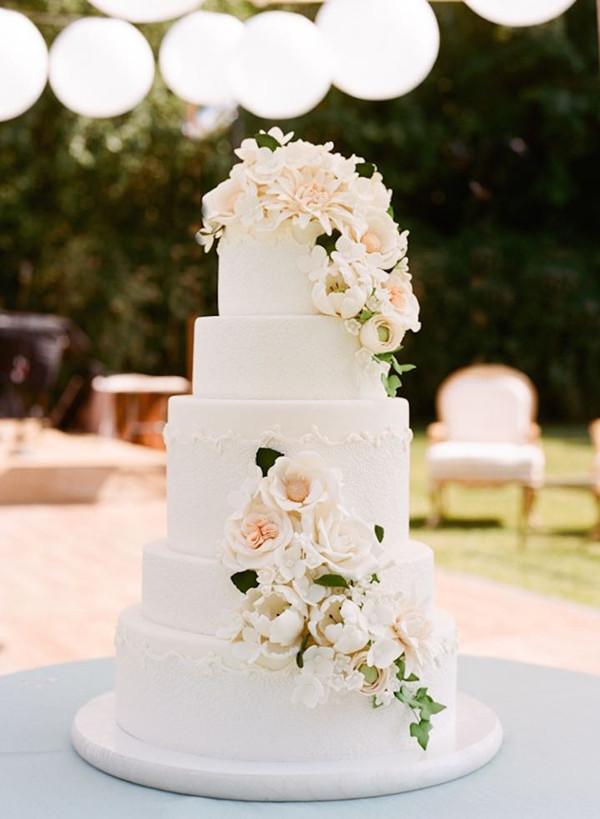 Outdoor Wedding Cakes  2016 Wedding Trends 28 Wonderful Wedding Ideas With