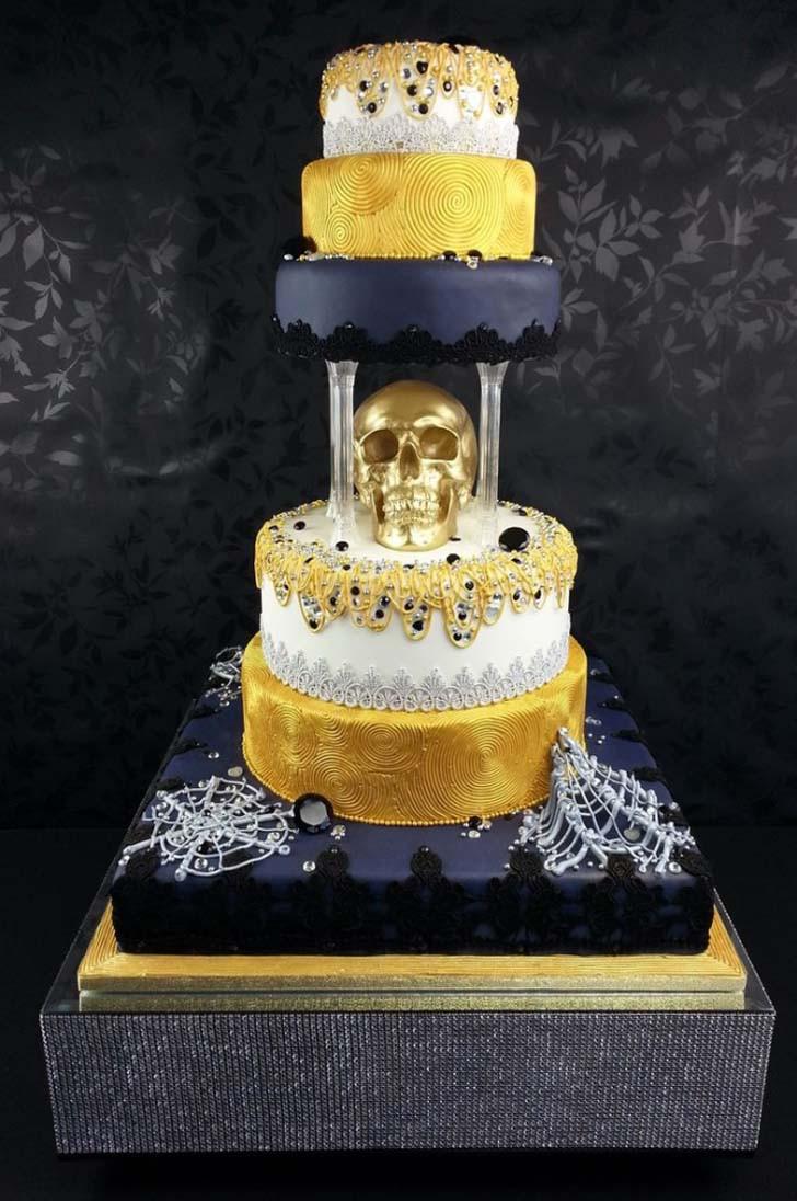 Outrageous Wedding Cakes  Top 5 Outrageous Wedding Cakes
