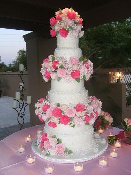 Outrageous Wedding Cakes  Outrageous Cakes Peoria AZ Wedding Cake