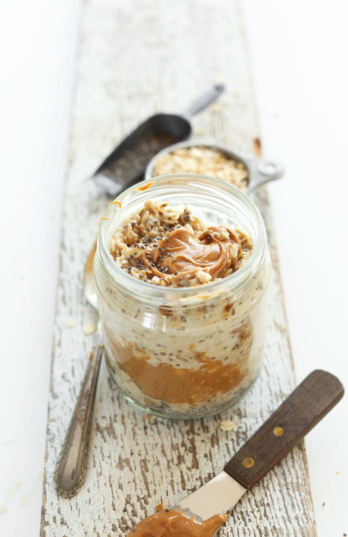 Overnight Oats Healthy  10 Easy Overnight Oats Recipes Relish