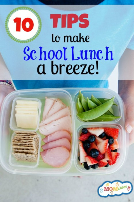 Packing Healthy Lunches  Healthy Lunch Packing Tips