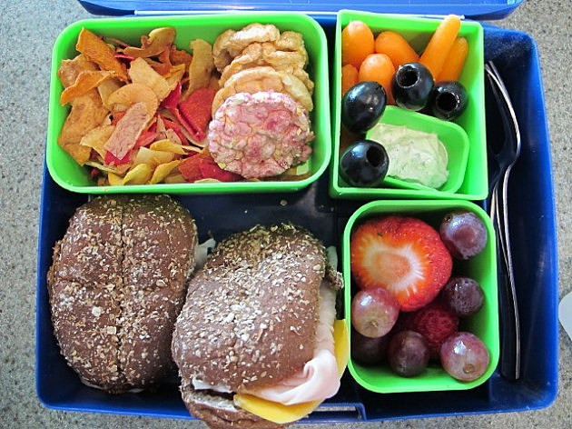 Packing Healthy Lunches  Tips Packing Healthy School Lunches