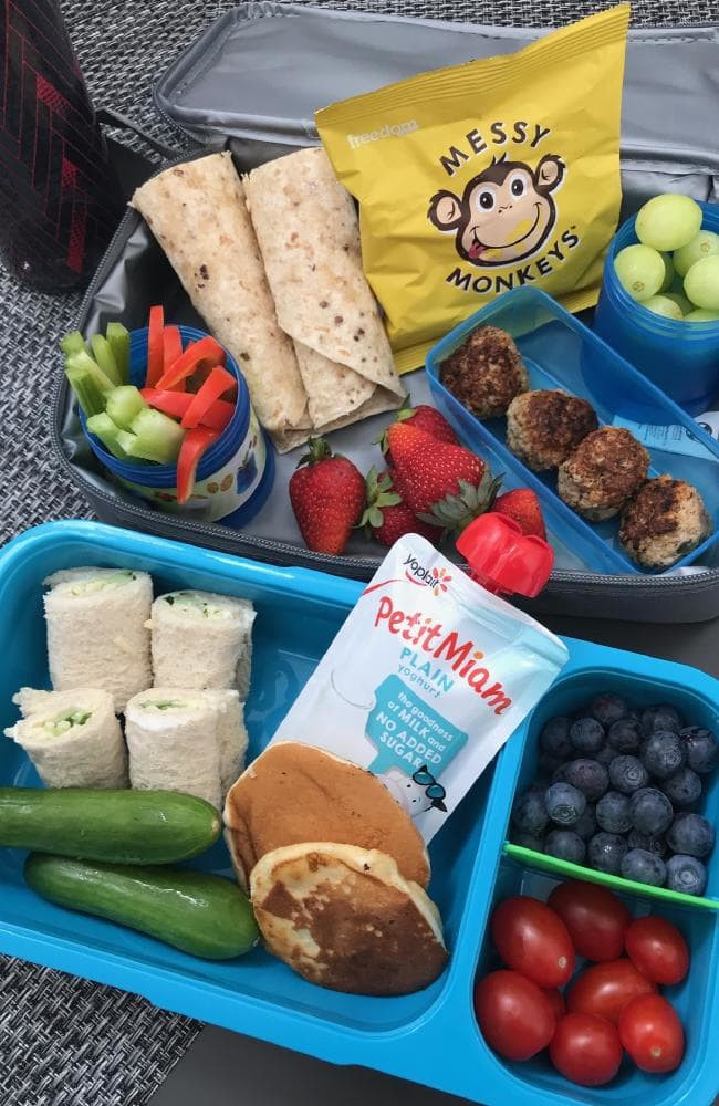 Packing Healthy Lunches  Healthy lunches for kids Easy ways to pack a nutritional