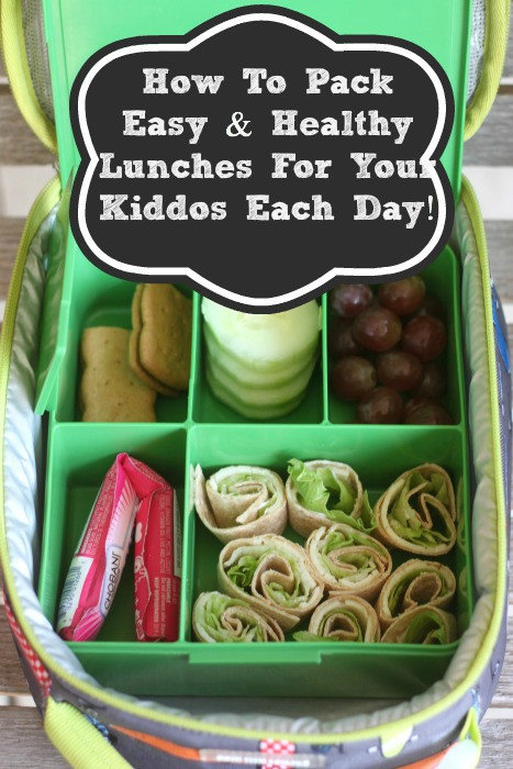 Packing Healthy Lunches  How To Pack Healthy Lunches