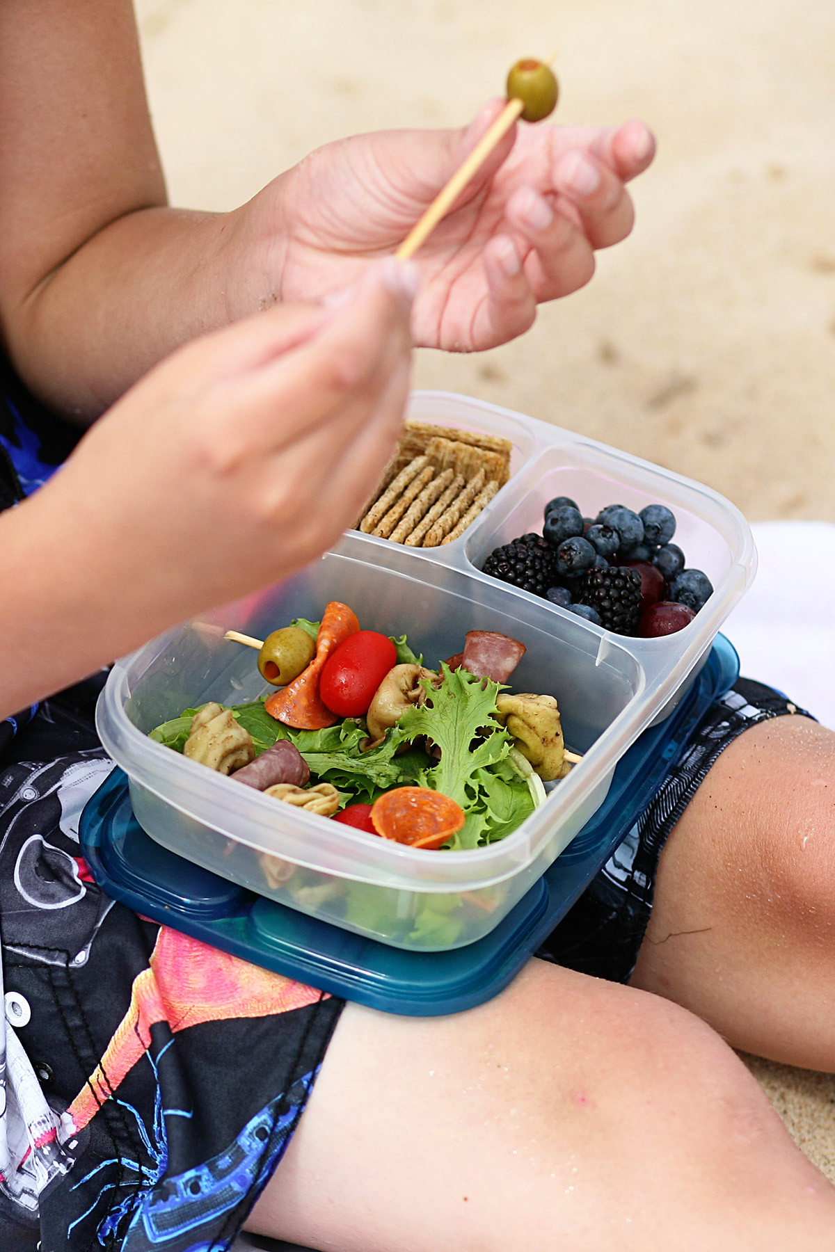 Packing Healthy Lunches  Tools for Packing Healthy School Lunches Recipes