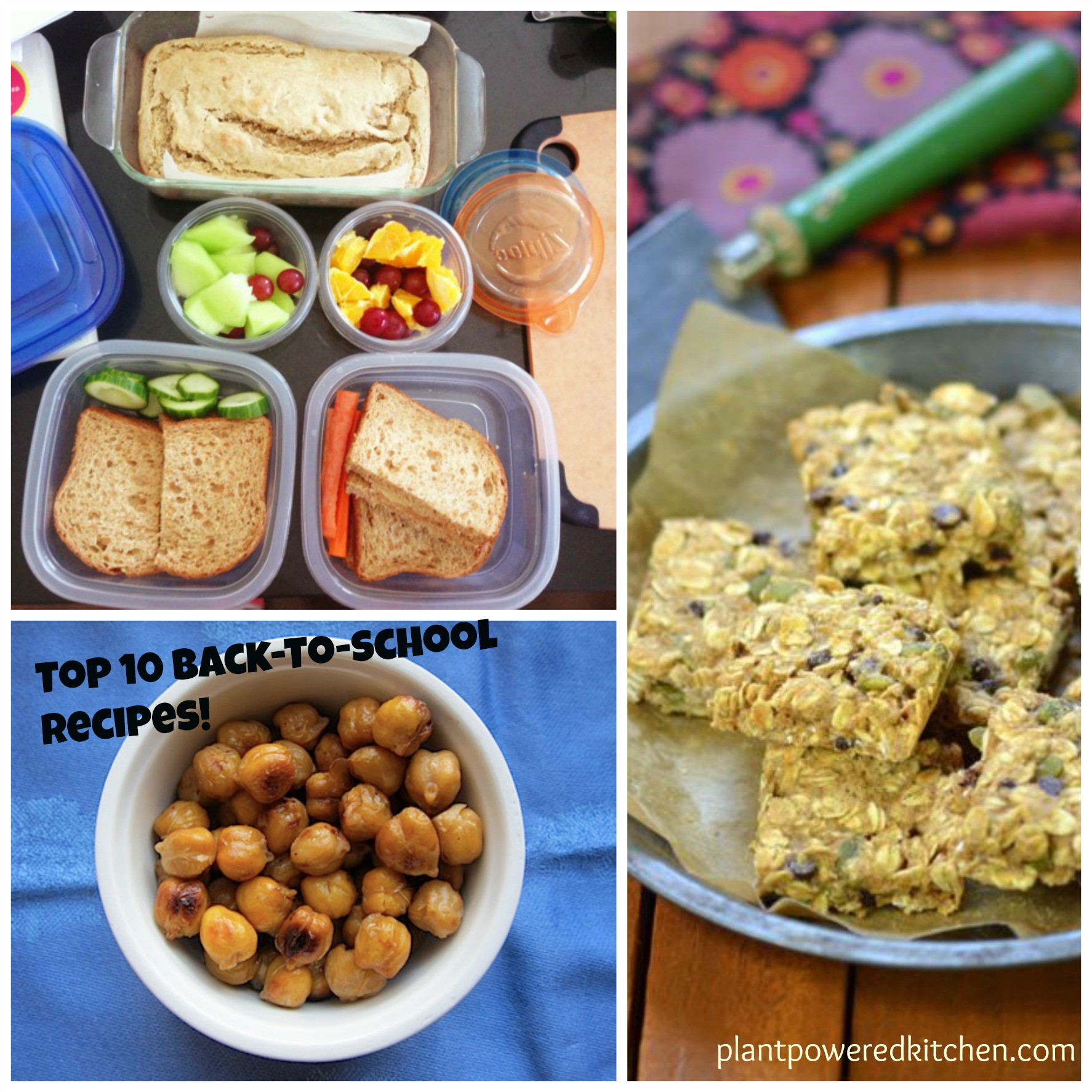 Packing Healthy Lunches  Top 10 Recipes for Back To School and Tips for Packing